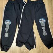 Спортивные штаны, брюки на флисе Турция 4,5,6,7,8 лет