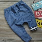 Джинсы штаны брюки Next (6-9 мес)