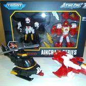 """Набор Трансформеры """"Mини Тобот-2"""" Аircraft series."""