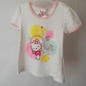 Туника Hello Kitty для девочки 1,5 года(86см)