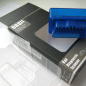 OBD2 адаптер elm327 bluetooth mini v2.1 (sc03-d)