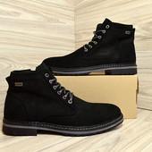 Мужские ботинки зимние Multi-Shoes