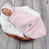 Пеленка кокон , еврококон на липучке утепленный , теплый набор для новорожденного набор для сна