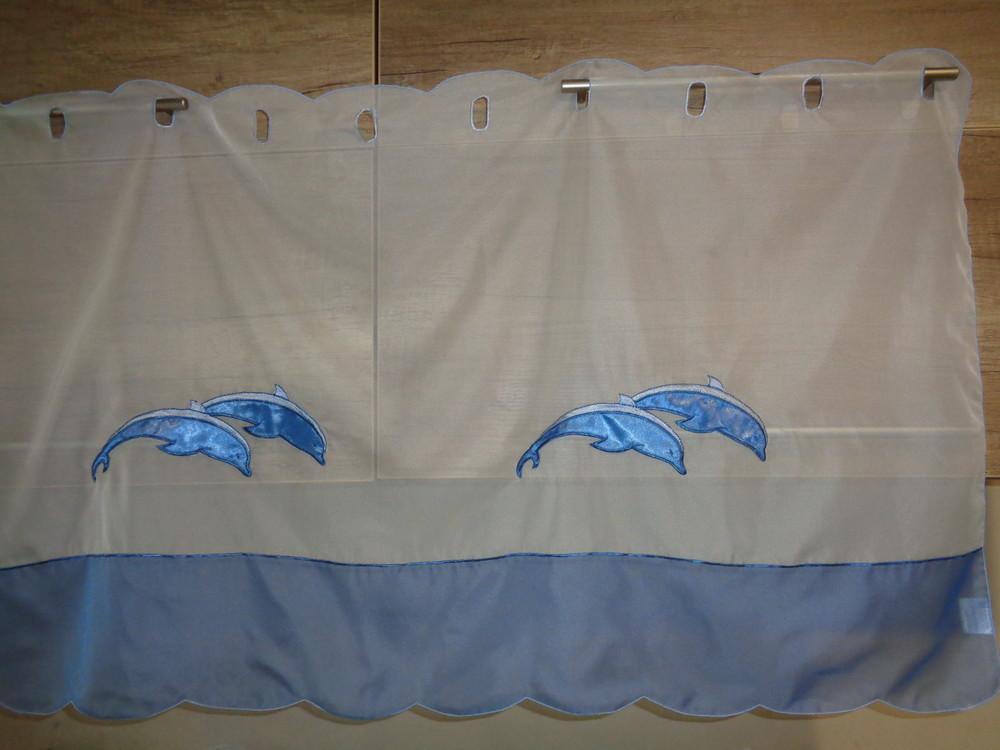Ламбрекен с дельфинами фото №1