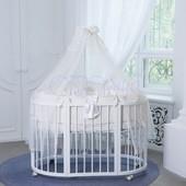 Комплект в кроватку All Baby (Жемчужный, Кофейный, Серый)