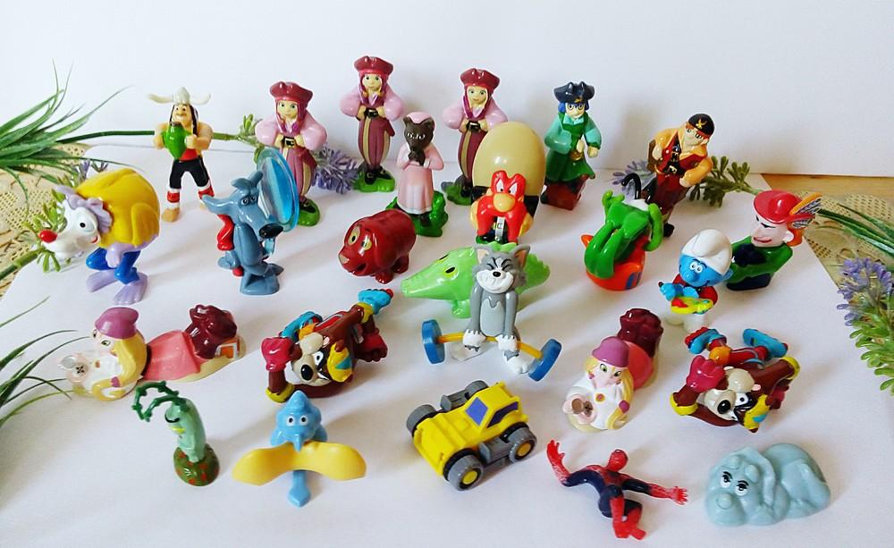 киндер сюрприз все игрушки картинки только обещание