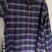 Bugatti XXL натуральна сорочка рубашка