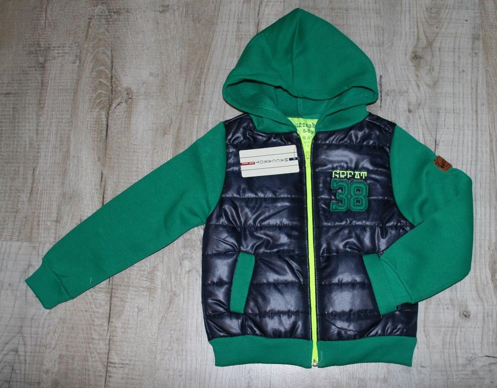 Куртка (ветровка) на 5-9 лет фото №1