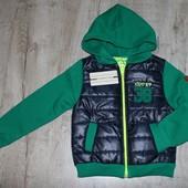 Куртка (ветровка) на 5-9 лет