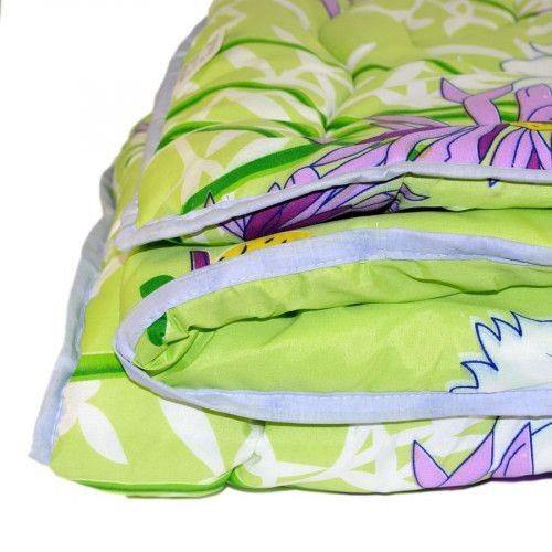 Силиконовые одеяла разных  цветов 1.5×2.1 с прошивным кра фото №1