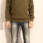 2152/100 Теплый меланжевый свитер George M