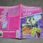 Книга справочник украинский язык с 5 по 11 класс