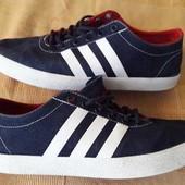 Фирменные кроссовки кеды Adidas Easy Vulc р.40-25.5см.