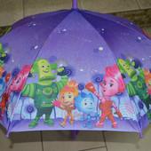 Зонтик детский Фиксики