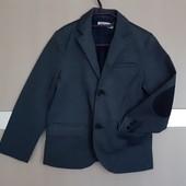 Новый! пиджак H&M 6-7 лет
