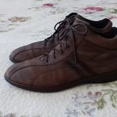 Ботинки  деми Ecco (ориг). Размер 42 (стелька 27). Отличные.