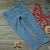 Джеггинсы треггинсы джинсы M&S (2-3г