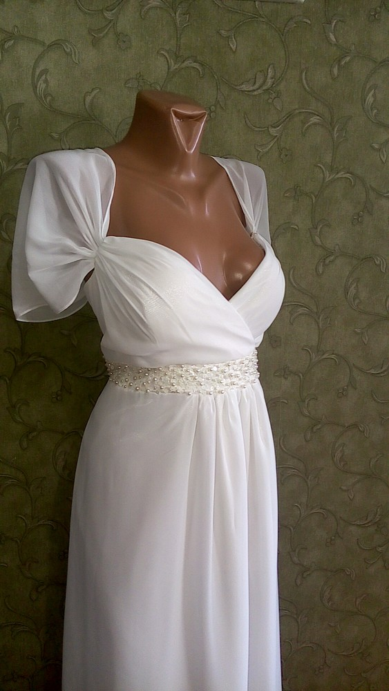 Новое свадебное платье для беременной от известного бренда sweetbelly фото №1