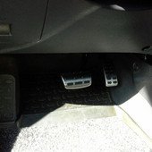 Накладки на педали Kia Hyundai киа Хюндай ат