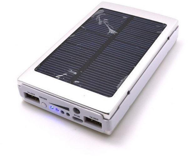 Power bank solar charger 50000mah фото №1