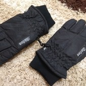 Мужские зимние перчатки в отличном состоянии