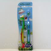 Детские зубные щетки Tabaluga 2 шт (Германия)