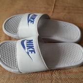 Шлёпанцы оригинал Nike р.45-29см.
