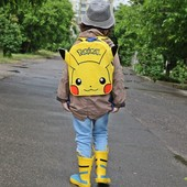 рюкзак детский Пикачу пакемон