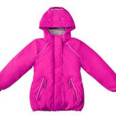 -30*+10*С Теомо куртка зимняя для девочки, аналог Reima, Lenne, не промокает