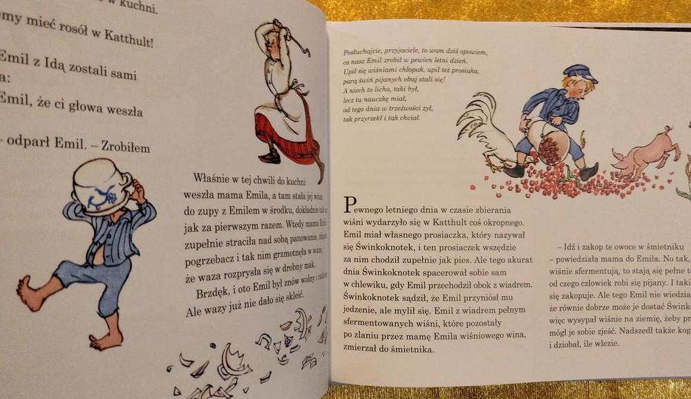 Эмиль из леннеберги на польском языке фото №4