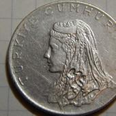 Монета. Турция. 50 куруш 1971 года.
