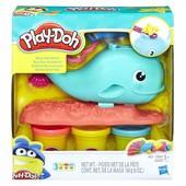 Плей до Кит Play-Doh Wavy the whale