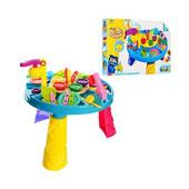 Игровой набор пластилин со столиком МК0429