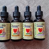 В наличии Детский витамин Д3 D3  Chillife iherb айхерб