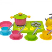 Игрушка Набор посуды 3572