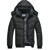 Пуховик - куртка мужской (зима) New 2018