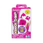 Песок для детского творчества - Kinetic Sand Neon (розовый 227 г)