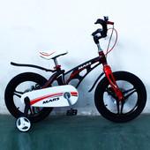 """Двухколесный велосипед """"MARS-14″"""