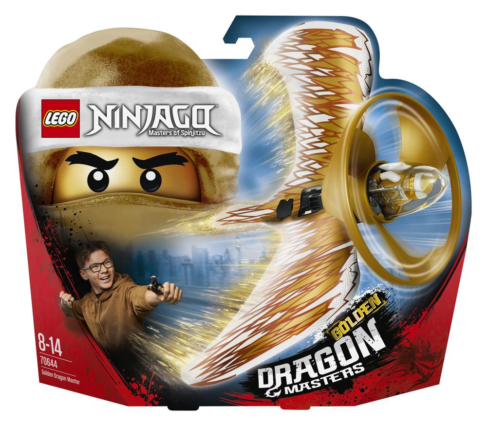 Конструктор лего ніндзяго повелитель дракона фото №1