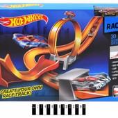 Трек Нot Wheels c с петлей 9988-36А,  1 машинка