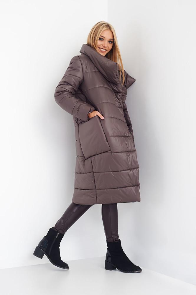 Модная зимняя куртка фото №1