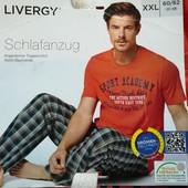 Домашний костюм р.xxl 60-62 пижама livergy германия штаны футболка