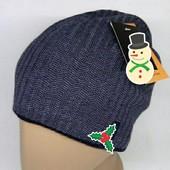 Теплые мужские шапки в рубчик на флисе! Горящие цены,  готовим подарки к праздникам!!