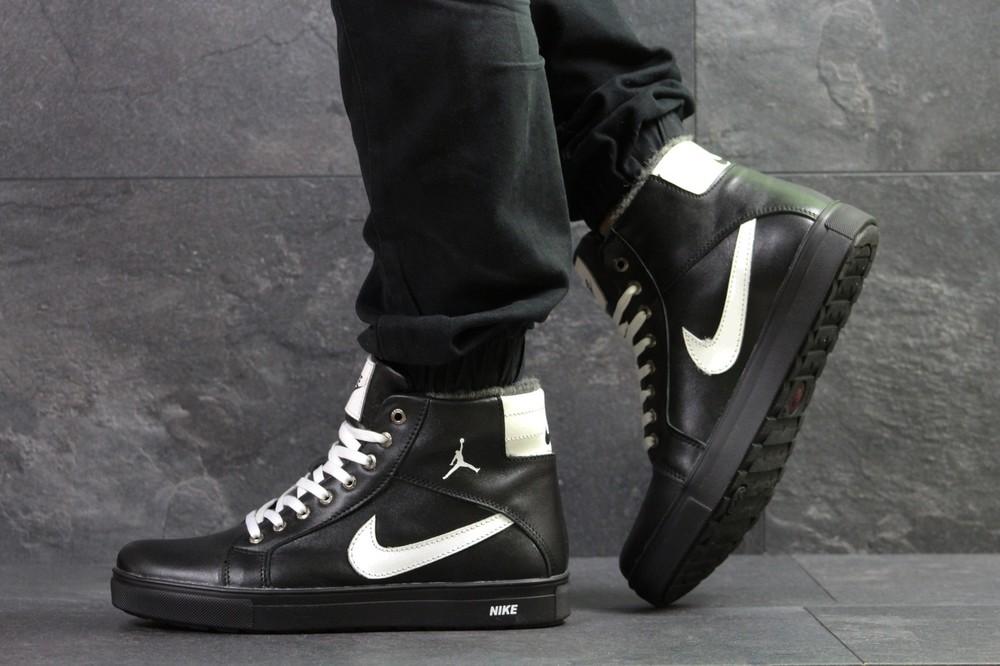49878322 Зимние мужские кроссовки 6809 nike jordan, цена 1100 грн - купить ...