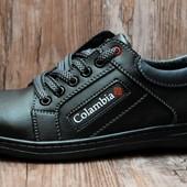 Туфли демисезонные мужские с прошитой подошвой (СТ-12)