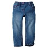Стрейчевые джинсы на девочку р.104 lupilu германия