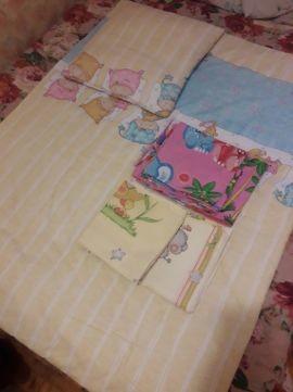 Набор постельного для сна! фото №2
