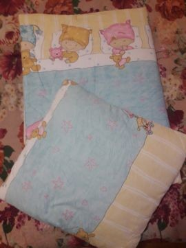 Набор постельного для сна! фото №3