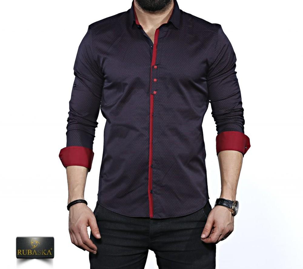 Турецкая мужская рубашка. фото №1