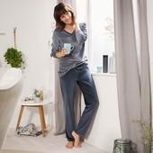 Мягкие нежные велюровые брюки от ТСм Чибо германия размер 48 евро=54-56